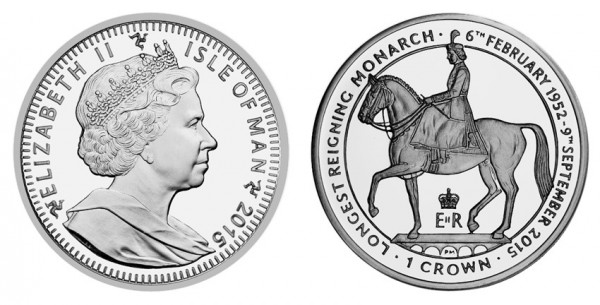 IOM 2015 longest reign crown pair
