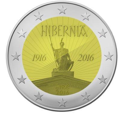 Ireland 2016 proclamation €2