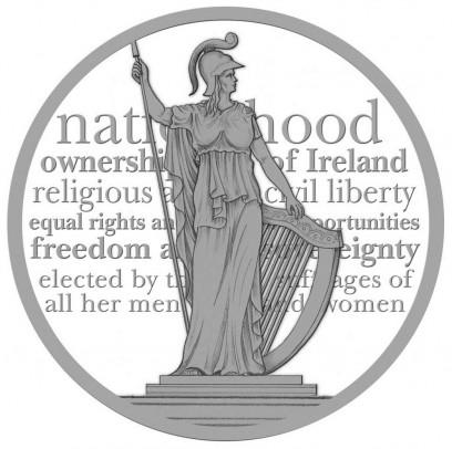 Ireland 2016 proclamation reverse