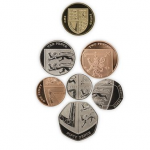 Raise Your Shield!: A Look at the U.K.'s Royal Shield Reverses