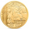 Heroes of French Literature Featured on Latest Series of Gold and Silver Coins