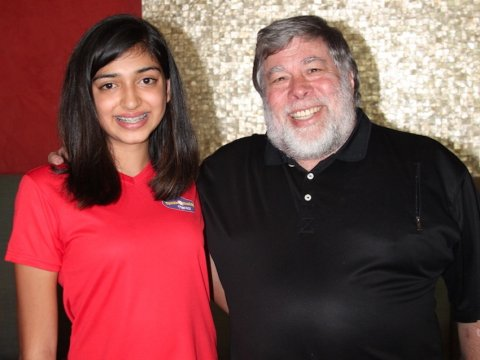 sarina-khemchandani-and-steve-wozniak-woz