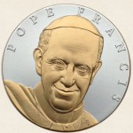 U.S. Mint Engraver Don Everhart Commissioned for Pope Francis Medal