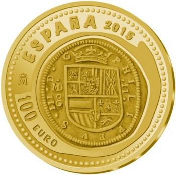 spain 2015 jewels 100 euro a