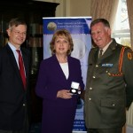 Latest Irish Collector Coin Receives Presidential Seal of Approval