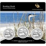 U.S. Mint Sales Report: Bombay Hook 5 oz. Unc and 3-Coin Set Releases