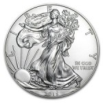 Silver Eagle Allocation Rises Again; No Sellout Last Week