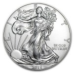 2015 Silver Eagle Bullion Coins Sold Out