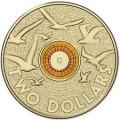 australia 2015 $2 remembrance colour bTINY