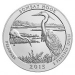 2015 Bombay Hook 5 oz. Uncirculated Coin Has Solid Opening Week