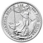 2016 Britannia Silver Bullion Coins Now Available for Pre-Order