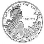 "Falkland Islands Celebrate 275th Anniversary of ""Rule, Britannia!"" Theme with New Crown Coin"
