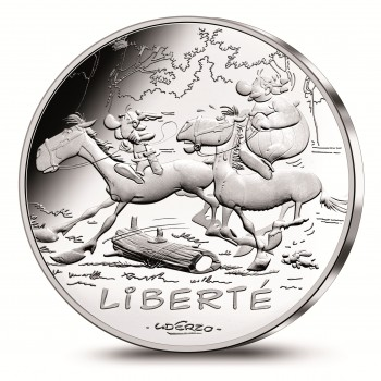 france 2015 €10 asterix libr a I