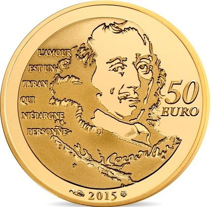 france 2015 Chemin €50 b