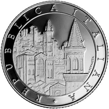 italy 2015 5 euro Perugia asmall