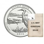 U.S. Mint Sales Report: Bombay Hook Quarter Products Part 1