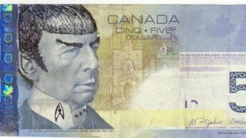 spock five