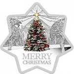It's Christmas in October at the Perth Mint