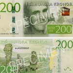 Sweden Issues All New Banknote Series