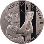 Controversial U.S. Mint Silver Medal Remembers the Victims, Emergency Responders, and Survivors of 9/11