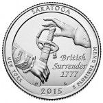 Saratoga National Historical Park Quarter Launched in Schuylerville, NY