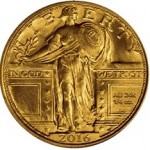U.S. Mint Plans 100th Anniversary Gold Reissues of 1916's Silver Classics
