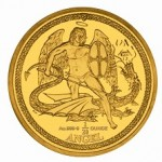 Isle of Man Launches Final Angel Gold Coin with Christmas Privy Mark