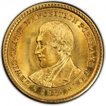 Lewis and Clark Commemorative Gold Dollars