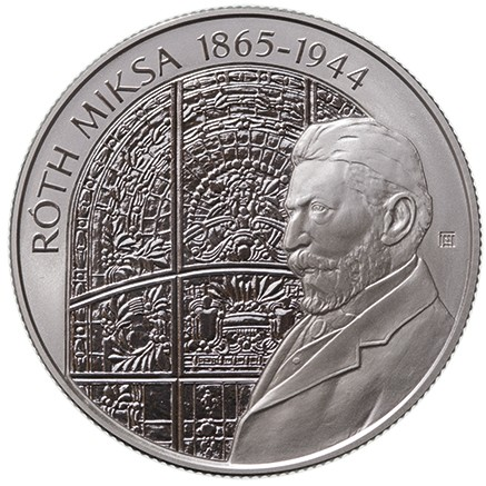 Hungary 2015 10,000 miksa roth a