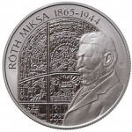 Exceptional Architect Miksa Roth Honored on Hungarian Silver Coin