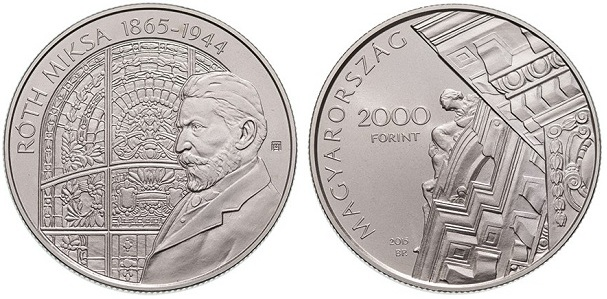 Hungary 2015 2000 miksa roth BOTH
