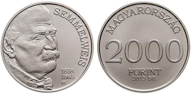 Hungary 2015 Semmelweis 2000 aBOTH