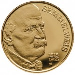 "Hungarian ""Savior of Mothers"" is Honored on New Gold Coin"