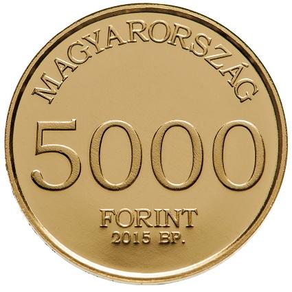 Hungary 2015 Semmelweis 5000 bSMALL