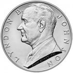 U.S. Mint Sales Report: LBJ Coin & Chronicles Set Debuts