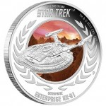 Perth Mint Launches New Star Trek Coins, Reports Sell Outs