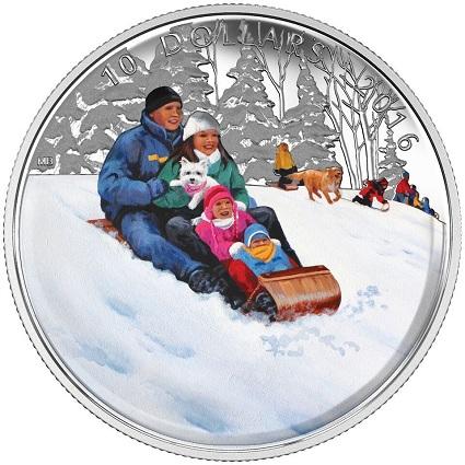 canada 2016 $10 winter fun bSMALL