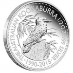 Perth Mint Releases 1/2 oz. Silver Kookaburra for Beijing International Coin Expo