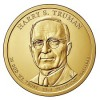 U.S. Mint Sales Report: Truman $1 Products Nearing Sellout