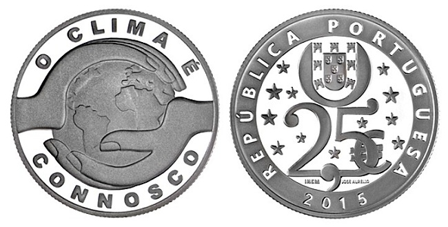 portugal 2015 climate coin proof pairSMall