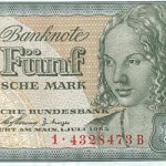 1960 & 1963 German Emergency Bank Notes