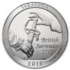 U.S. Mint Sells All 45,000 Saratoga 5 oz. Bullion Coins in Two Days