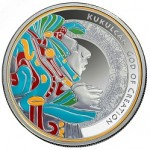 "Canada to Release ""Mythologies of the World: Gods of the Maya"" 5-Coin Set"