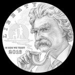 Mark Twain Commemorative Coin Designs Revealed