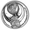 Ascension Island Observes 800th Anniversary of Magna Carta on New Curved Silver Coin