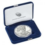 U.S. Mint Sales Report: Silver Eagles Quieter with Two Weeks Left