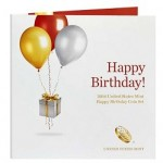 U.S. Mint Sales Report: 2016 Birth and Happy Birthday Sets Debut