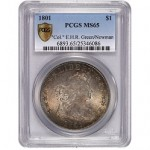 PCGS To Offer Crossover Special At February Long Beach Expo