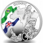 British Virgin Islands Features 2016 Summer Olympic Games on New Crown Coin Set