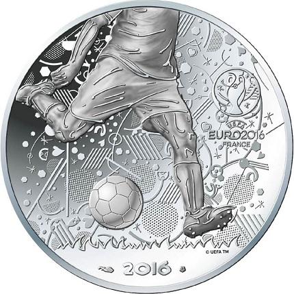 France 2016 UEFA €10 aSMALL